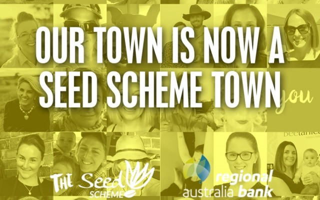 THE Seed SCHEME to launch in Charters Towers